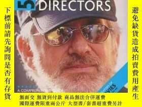 二手書博民逛書店501罕見Movie Directors-501位電影導演Y436638 Steven Jay Schneid