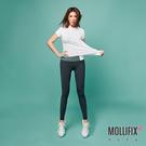 【小禎聯名設計】Mollifix 瑪莉菲絲 TRULY小尻長腿撞色訓練褲 (綠)