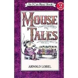 〈汪培珽英文書單〉〈An I Can Read系列 Level 2   〉MOUSE TALES /讀本