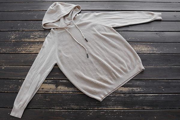 東京奈奈日系森林系針織連帽長袖休閒針織上衣[j78696]