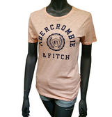 【Abercrombie & Fitch】A&F 麋鹿 女生短T