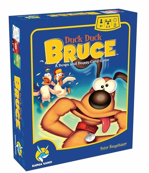 『高雄龐奇桌遊』 鴨飛狗跳 Duck Duck Bruce 繁體中文版 ★正版桌上遊戲專賣店★