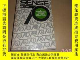 二手書博民逛書店the罕見sense of the seventies a rhetorical reader(英文原版)Y6