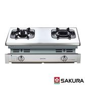 【歐雅系統家具】櫻花 SAKURA G6703內燄防乾燒嵌入爐