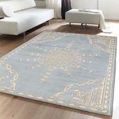簡約現代歐美式奢華手工新中式羊毛地毯客廳茶幾臥室床邊滿鋪地毯滿天星