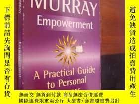 二手書博民逛書店Empowerment:A罕見Practical Guide t