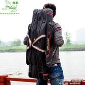 狼王漁具包魚竿包多功能海竿包後背包 防水魚桿包 魚具包釣魚包 1995生活雜貨