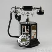 復古電話機歐式座機家用固定 創意老式仿古時尚925 igo全館免運