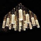 現代簡約氣泡水晶燈