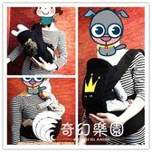 韓國多功能純棉透氣寶寶腰凳抱嬰兒前抱式背帶小孩抱帶坐凳-奇幻樂園