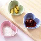 LOXIN 小麥色系愛心醬料碟【SA1674】小麥秸稈 愛心 醬油碟 調味碟 小碟子 廚房 餐具