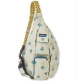 [好也戶外]KAVU Rope Bag 休閒肩背包(棉布款) #菸草/金旺鳳梨/靜態菱形/淺卡其 NO.923
