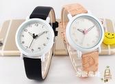 一件8折免運 兒童手錶女孩男孩大中小學生石英錶女童電子錶防水