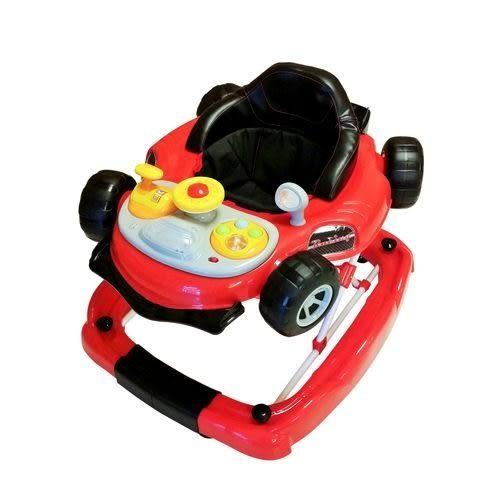 Baby City 2 IN 1超跑型學步車/ 螃蟹車