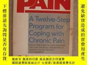 二手書博民逛書店MASTERING罕見PAIN:A Twelve-step pr