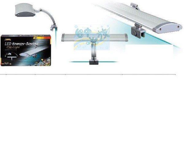 {台中水族} ISTA 高效能省電LED夾燈 36cm- 白燈 (通過安規檢驗合格)  特價