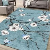 輕奢北歐地毯客廳大面積地墊輕奢現代茶幾毯簡約家用臥室地毯 YYS【快速出貨】