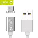□WSKEN Mini1 磁吸充電線 Micro USB□SAMSUNG Note5 Note4 Note3 S7 Edge S6 A5 A7 J7 磁吸線 具傳輸功能
