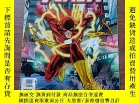 二手書博民逛書店Brightest罕見Day *The FLASH # 1* (June 2010)DC 漫威Y16690
