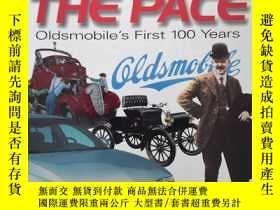 二手書博民逛書店SETTING罕見THE PACE:Oldsmobile s F