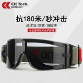 降價兩天-護目鏡深綠片防護眼鏡防風防塵防霧風鏡防沖擊騎行擋風防灰塵護目鏡