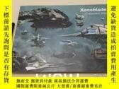 二手書博民逛書店ゼノブレイド2罕見Xenoblade2 異度神劍2 限定版特典