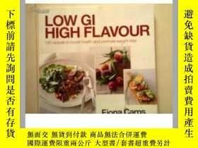 二手書博民逛書店Low罕見Gihigh Flavour (英文原版,130種低脂
