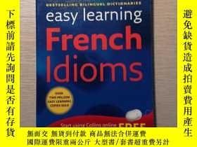 二手書博民逛書店Collins罕見Easy Learning French Id
