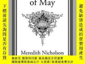 二手書博民逛書店The罕見Madness of MayY410016 Meredith Nicholson Start Cla