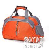 旅行包男健身包旅游包手提包女韓版出差短途輕便行李袋單肩行李包 JY5596【潘小丫女鞋】