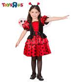 玩具反斗城 萬聖節 可愛小瓢蟲-S