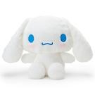 【震撼精品百貨】大耳狗_Cinnamoroll~Sanrio 大耳狗喜拿臉紅紅坐姿絨毛娃娃L#83790