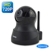 【網特生活】TENVIS TH-661 HD無線網路攝影機 (黑色).百萬畫素雙向語音手機觀看廣域動態視角