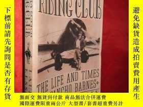 二手書博民逛書店The罕見Happy Bottom Riding Club: T