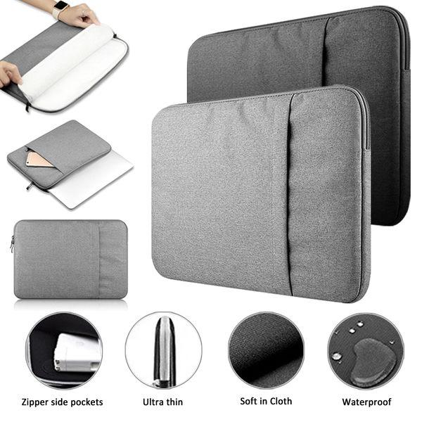 MacBook Air Pro Retina 11吋 13吋 15吋 牛仔包 防摔防震 手提包 電腦包 內膽包 筆電包 商務 通用