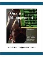 二手書博民逛書店 《Quality management》 R2Y ISBN:0071123385│HowardGitlow