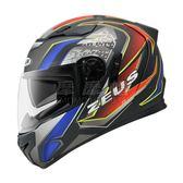 ZEUS ZS 813 AN20 全罩式 安全帽 抗UV 可拆洗 多重認證 (多種顏色) (多種尺寸)