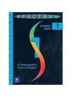二手書博民逛書店 《Spectrum 1: A Communicative Course in English》 R2Y ISBN:0138298629│Warshawsky