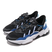 adidas 休閒鞋 Ozweego 黑 藍 男鞋 老爹鞋 運動鞋 【PUMP306】 FX0248