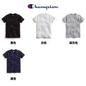 CHAMPION 高磅 百搭 青年版 小logo 短T 四色 黑/白/麻灰/藏青 (布魯克林) 2019/2月 435-