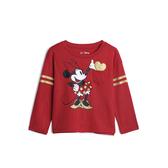 Gap女幼Gap x Disney迪士尼系列套頭T恤519091-摩登紅色