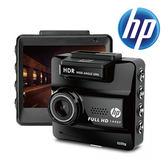 送64G C10記憶卡+三孔 HP惠普 F550G GPS 156度超大廣角 1440P高畫質行車記錄器
