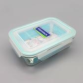 【麻吉滴家】長形強化玻璃微波保鮮盒 1000ML MCRB-100