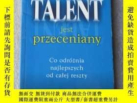 二手書博民逛書店Talent罕見jest przeceniany: co odr