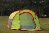 露營手拋速開拋帳野營船帳 全自動防雨曬露營免搭建戶外露營帳篷