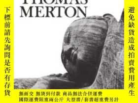 二手書博民逛書店The罕見Asian Journal Of Thomas Merton (new Directions Book)