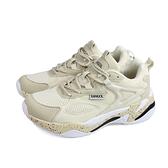 KANGOL 運動鞋 跑鞋 女鞋 卡其色 6022255231 no091