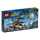 樂高積木 LEGO 2018《 LT76111 》SUPER HEROES 超級英雄系列 - Batman: Brother Eye Takedown