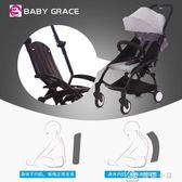 手推車 嬰兒推車超輕便攜式可坐躺簡易迷你折疊小孩寶寶bb幼兒童口袋傘車igo全館單件9折