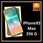 【台中愛拉風實體店面保障】iPhone XS MAX 256G 二手機 中古 金色 客人托售狀況極新 店保一個月